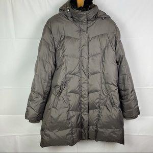 Michael Kors down filled puffer jacket